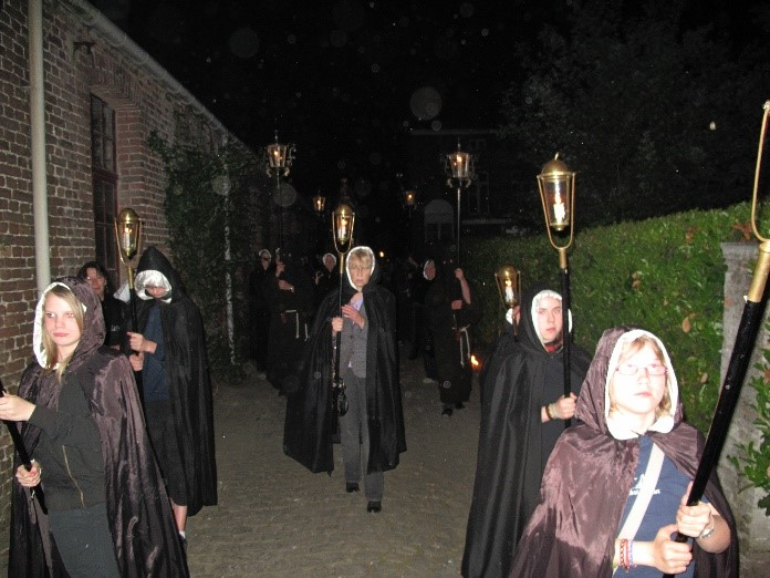 Lessines Vendredi Saint procession 4
